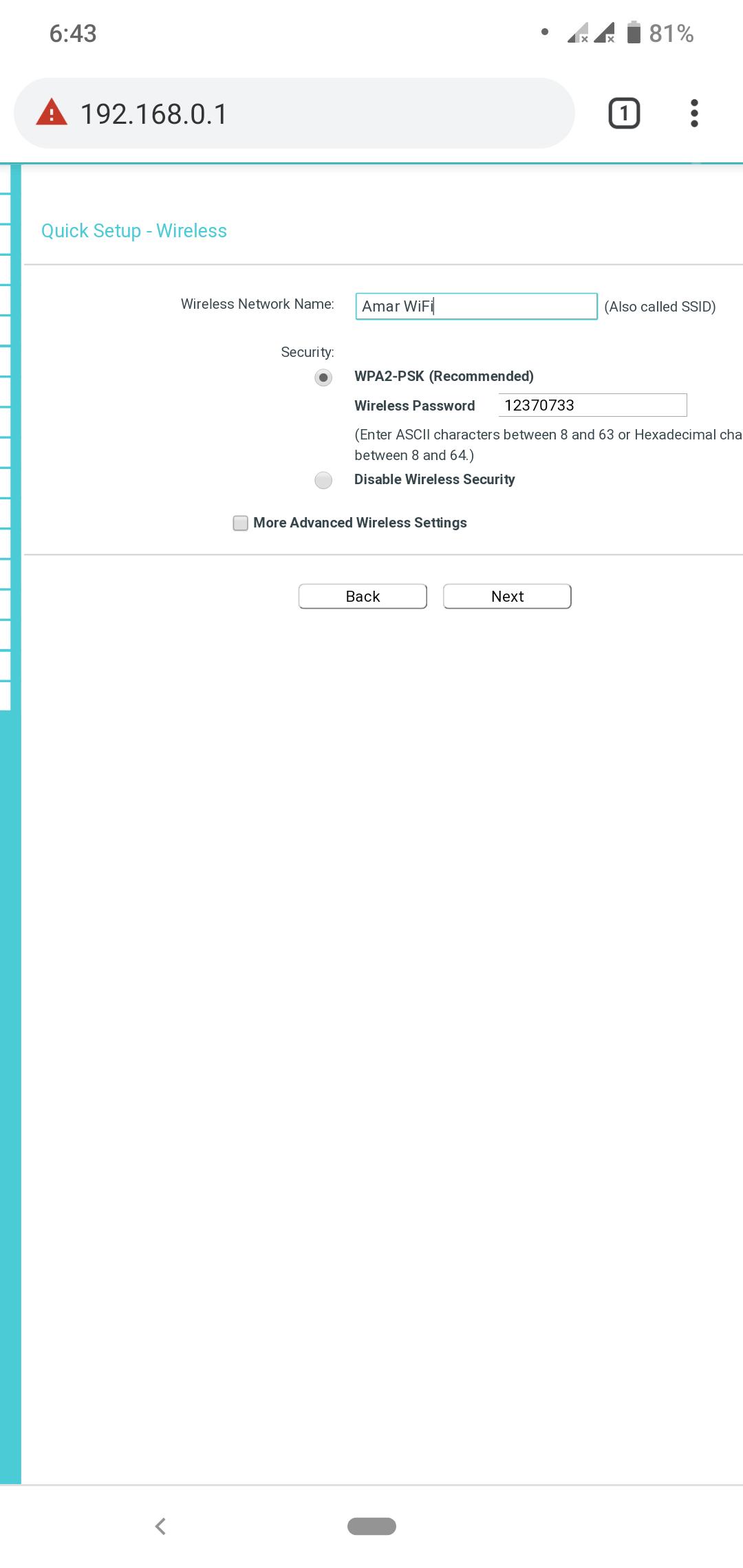 wifi router setup 6